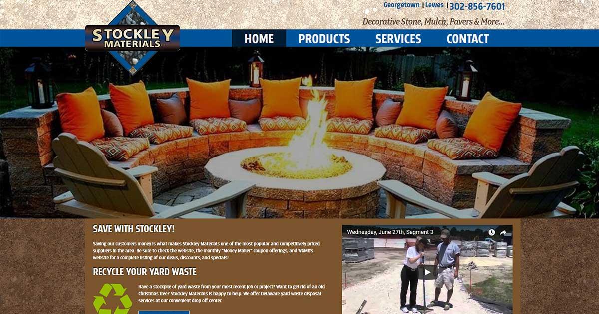 Contact » Stockley Materials